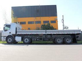 Volvo Vm 330 8x2 Carroceria 8,5m = Mb Ford Volvo Iveco