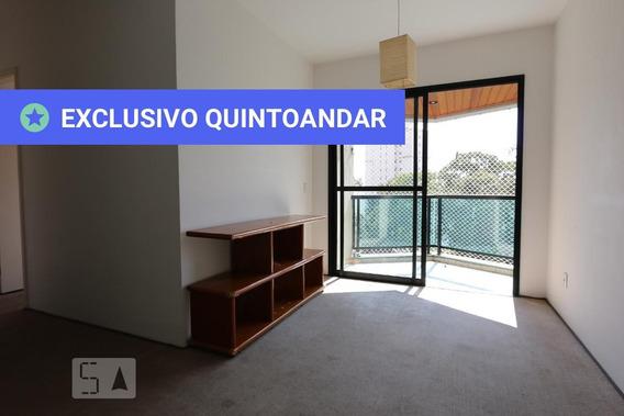 Apartamento No 7º Andar Com 2 Dormitórios E 2 Garagens - Id: 892945800 - 245800