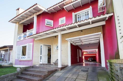 Casa Em Aberta Dos Morros Com 3 Dormitórios - Lu429358