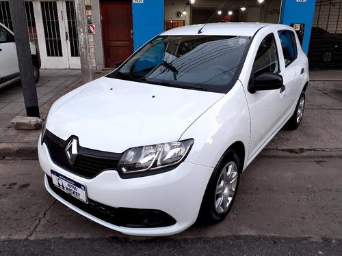 Renault Sandero Authentic 1.6 8v 5 Puertas
