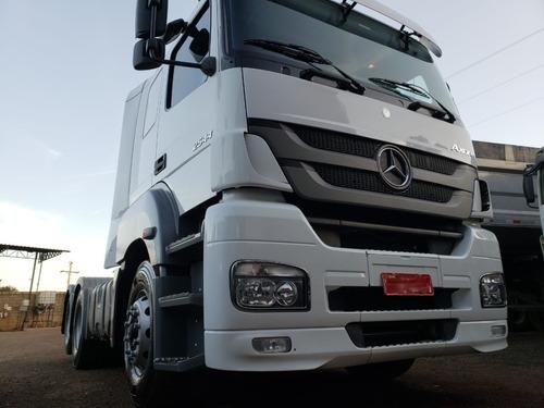 Mercedes-bens Axor 2544 6x2 Ano 2014