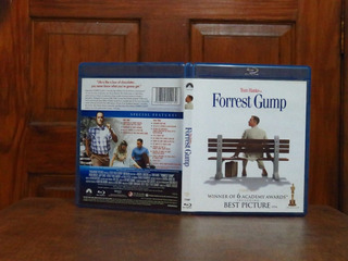 Forrest Gump Blue Ray Pelicula 2 Discos