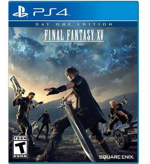 Final Fantasys Xv Ps4 2sec, No Jugas Con Tu Usuario