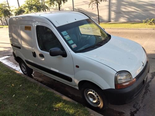 Renault Kangoo 1.9 D Confort 2007 Financio (aty Automotores)