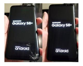 Arreglo Reparación Modulo Astillado Partido Samsung S8 Plus