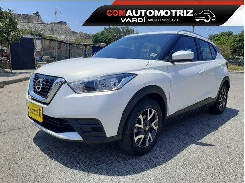 Nissan Kicks Sense Id 39719 Modelo 2017