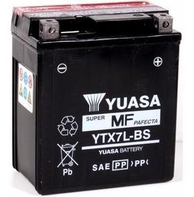 Bateria Fazer Lander Tenere 250s 6ah Ma6-d Ytx7l-bs Nt