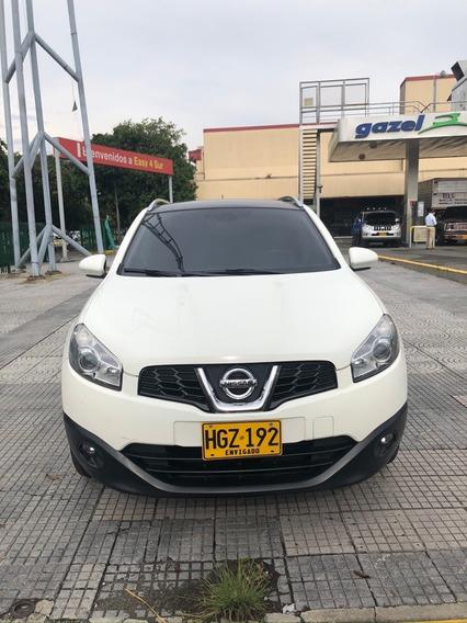 Nissan Qashqai 2014 2.0 Lt 4x2 Blanca Transmisión Automática
