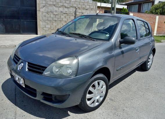 Renault Clio 1.2 Campus Pack Ii 75cv
