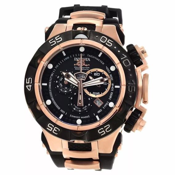 Relógio Pa3079 Invicta 12888 Subaqua Noma V Original + Caixa