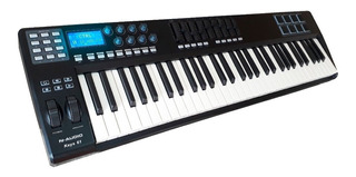 Controlador Tipo Teclado 61 Teclas N-audio Keys 61 Rd Music