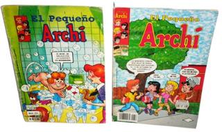 El Pequeño Archi $ 2 Comics #221 Y #256 Cuentos Años 90s