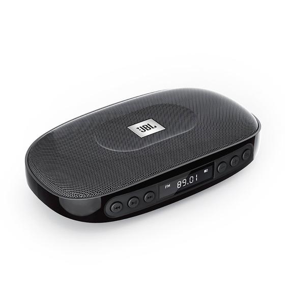 Caixa De Som Portátil Jbl Tune Black - Bluetooth / Usb / Sd