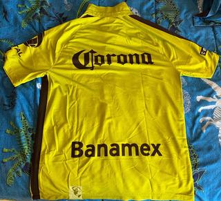 Playera América 2014 Verde Nike Original