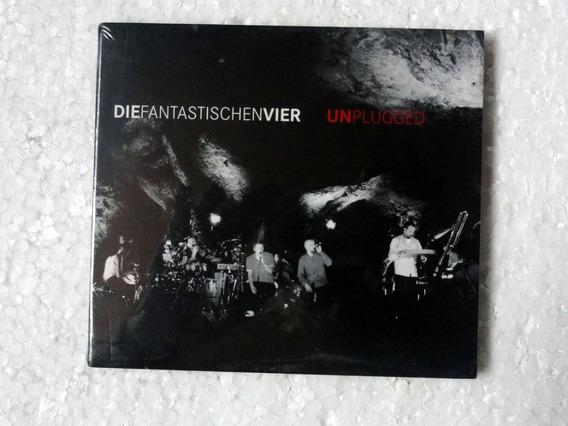 Cd Die Fantastischen Vier Unplugged (2000) Importado Lacrado