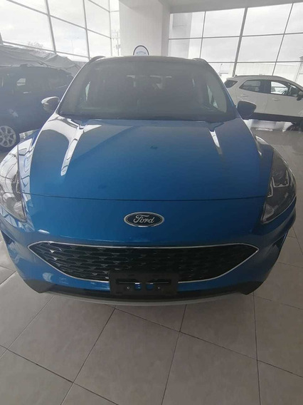 Ford Escape Se Sport Híbrida Azul 2020