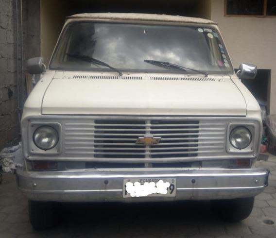 Chevrolet Chevyvan Año 1976