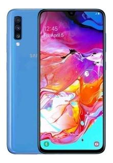 Samsung Galaxy A70 128gb 6gb Ram Dual Sim Triple Camara 32+8+5mpx