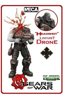 Gears Of War: Headshot - Locust Drone. Neca. Exclusive. 2008