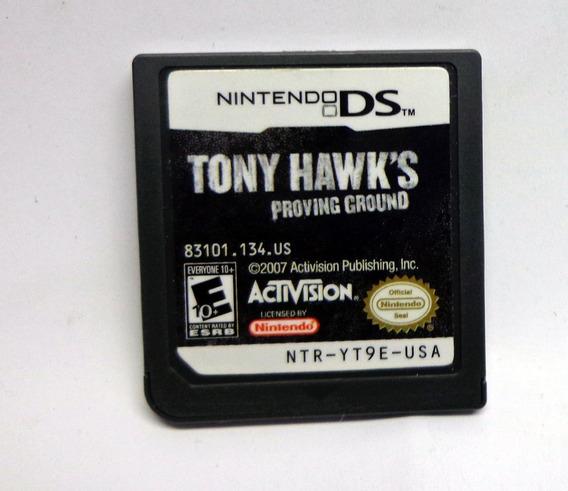 Tony Hawk Proving Ground Original Para Nintendo Ds