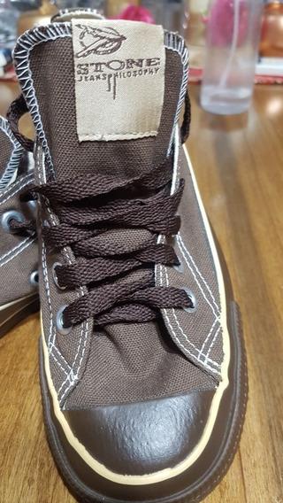 Zapatillas Stone 37 Nuevas. Leer