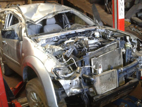 Pajero Dakar 3.2 Diesel Sucata P Peças Motor Câmbio Air Bag