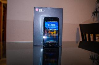 Lg Optimus Black Lg-p970h Smartphone