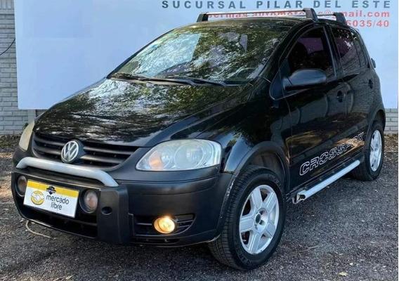 Volkswagen Crossfox Comfortline Pack Eléctrico Año 2007