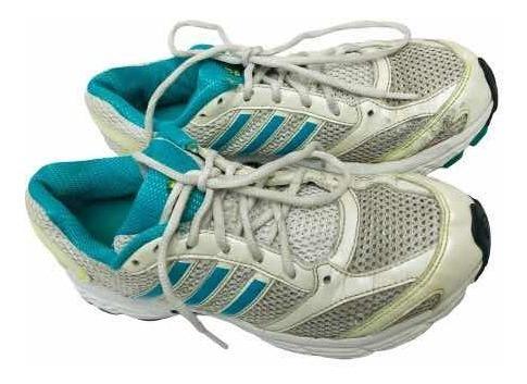 Zapatillas Mujer 38 U S A 7 1/2 adidas Nacional Buen Estado