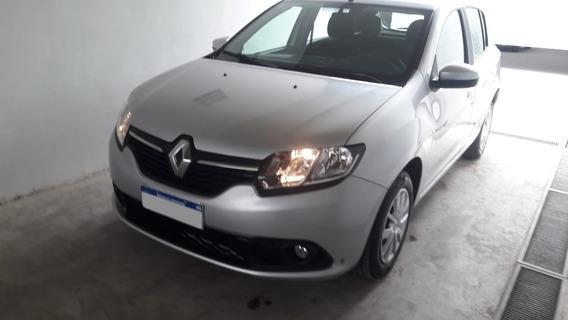 Renault Sandero C/gps 39.000km Nuevo!! 2017 Permuto O Contad