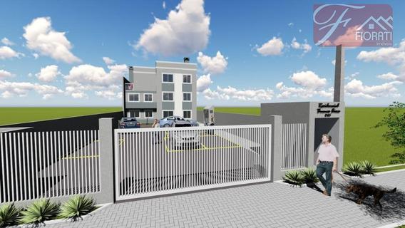 Apartamento Garden Residencial À Venda, Afonso Pena, São José Dos Pinhais - Gd0019. - Gd0019