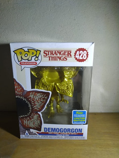 Funko Pop! Demogorgon 428 Gold