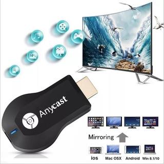 Anycast Transmisor De Video Al Televisor Chromecast Wifi