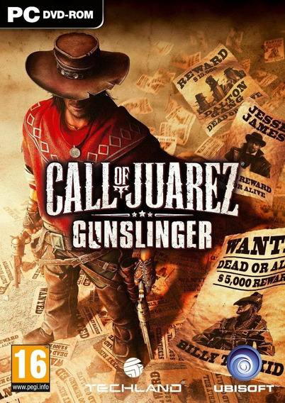 Call Of Juarez Gunslinger - Pc Mídia Digital + Brinde