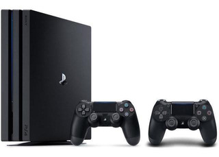 Sony Playstation 4 1tb 4k Nuevo Sellado