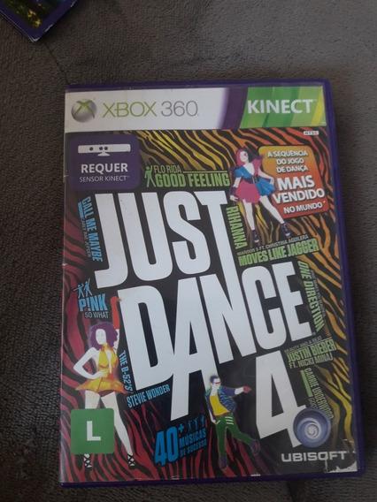 Just Dance 4 Para Kinect Xbox 360