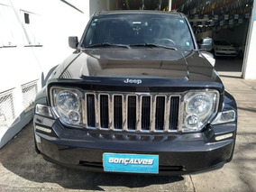 Jeep Cherokee 3.7 V6 12v 4p 4x4 Limited Automático