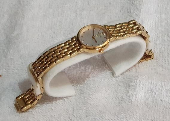 Lindo Relógio Feminino Tissot Da Decada De 90