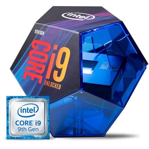 Processador Intel Core I9-9900k Coffe Lake 3.6ghz Cache 16mb