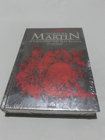 Livro Cavaleiro Dos Setes Reinos Capa Dura Ilustrado Lacrado