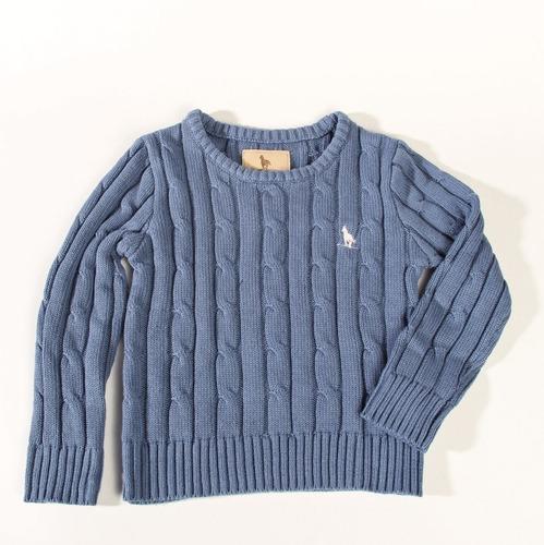 Sweater De 8 Niña Jean -  Tienda Ecuestre