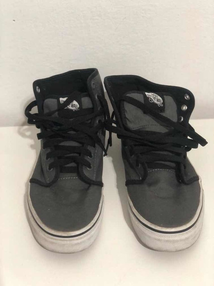 Zapatillas Vans Tipo Bota Skateboard Shoe Men Us 6.5 Women 8