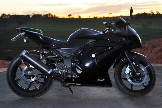 Kawasaki Ninja 250r 2011 - R$ 1.240,00 Abaixo Da Tabela