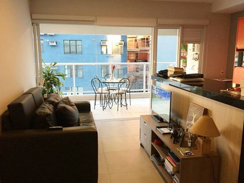 Imagem 1 de 13 de Apartamento Mobiliado No Dna Pinheiros Para Venda Ou Aluguel - Apm1305