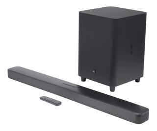 Barra De Sonido Jbl Bar 5.1 Surround 550w Bluetooth Hdmi _s
