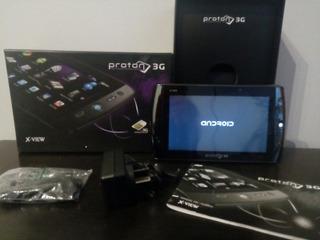 Tablet Proton 3g 4gb! Excelente Estado!