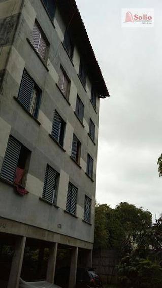 Apartamento 50m² Com 2 Dorms - Jardim Tranqüilidade - Guarulhos/sp - Ap0223