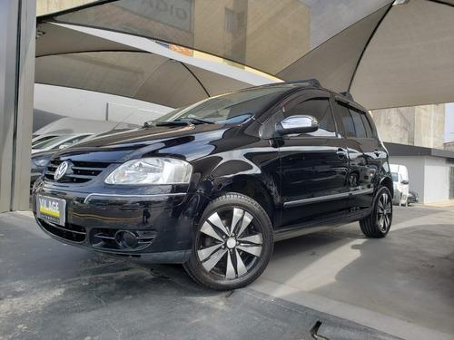 Volkswagen Fox Plus 1.0 8v (flex) 2007 Zero De Entrada