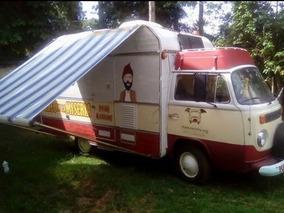 Kombi Motor Home Touring (tipo Safari) 1977 - Raridade!