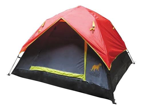 Imagen 1 de 5 de Carpa Safari Con Sobretecho Para Camping Playa Picnic Febo
